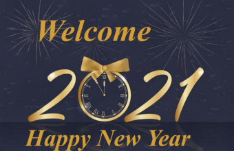 Welcome Happy New Year 2021 Images, Wishes & Quotes!