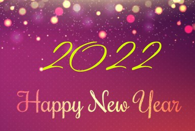 New Year Day 2022
